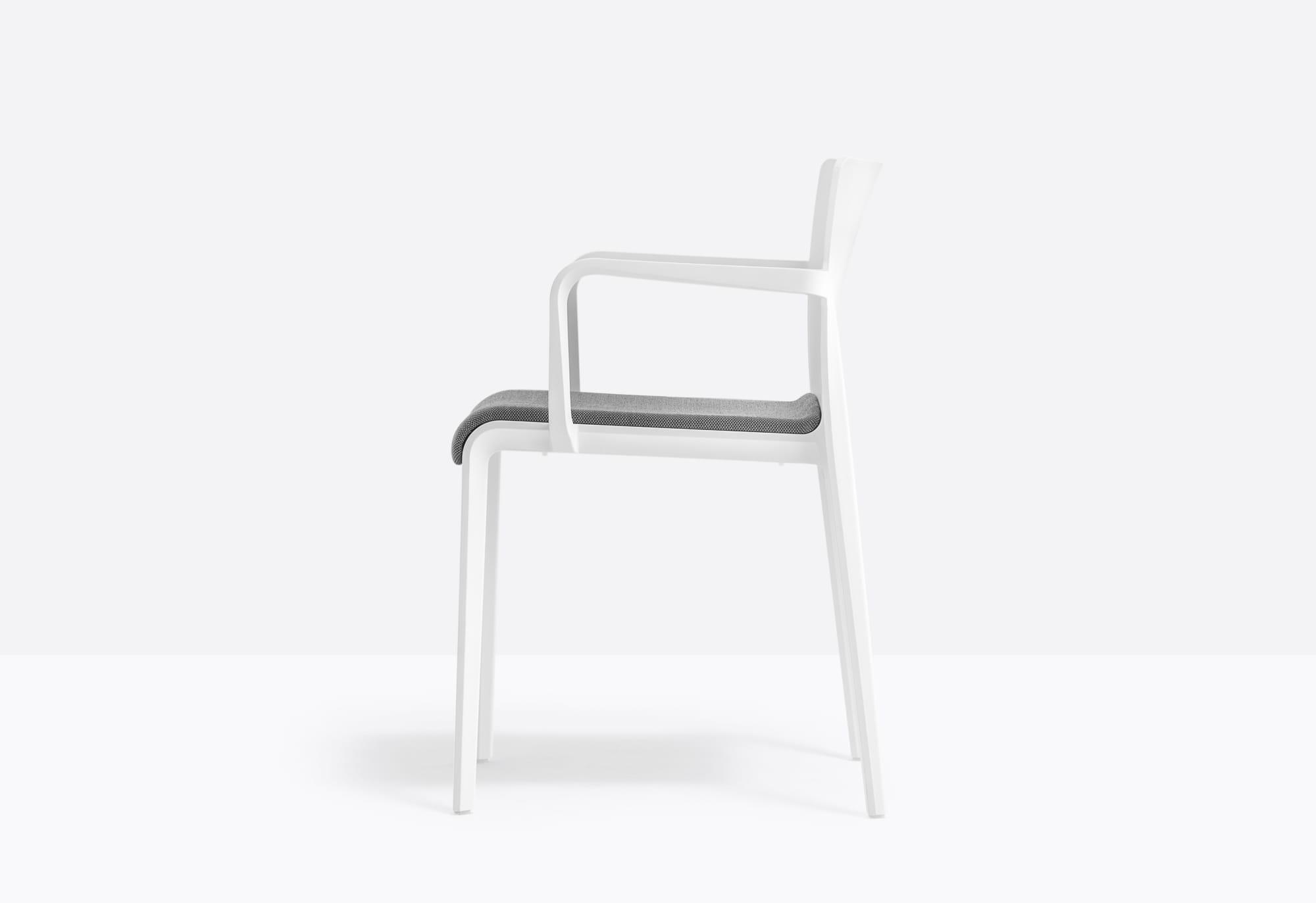 Pedrali Krzesło Volt 676/2 Antracyt