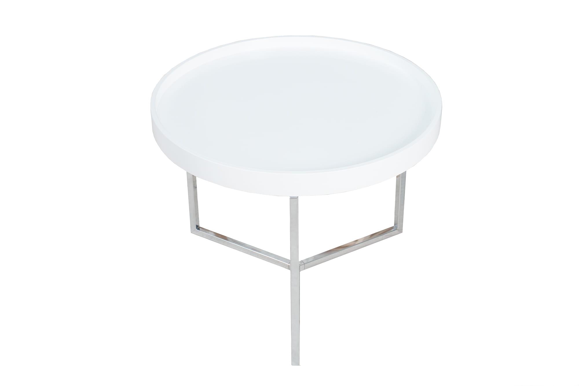 Stolik Blat 60 cm biały