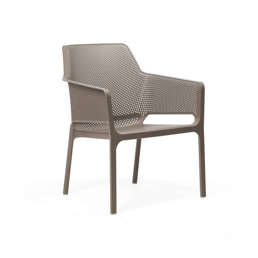 Nardi Krzesło Net Relax jasny brąz