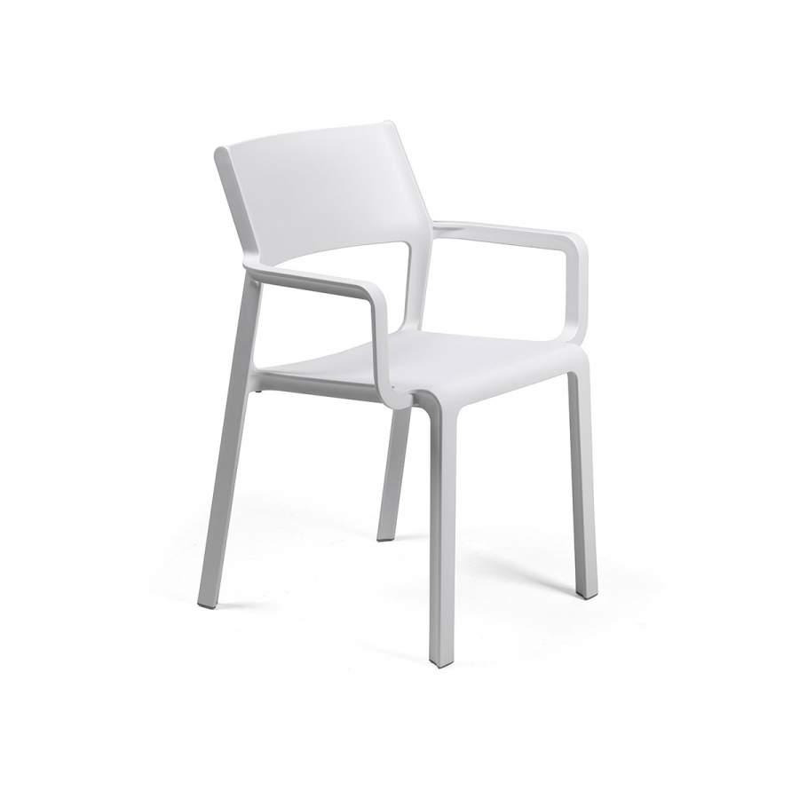 Nardi Krzesło Trill białe