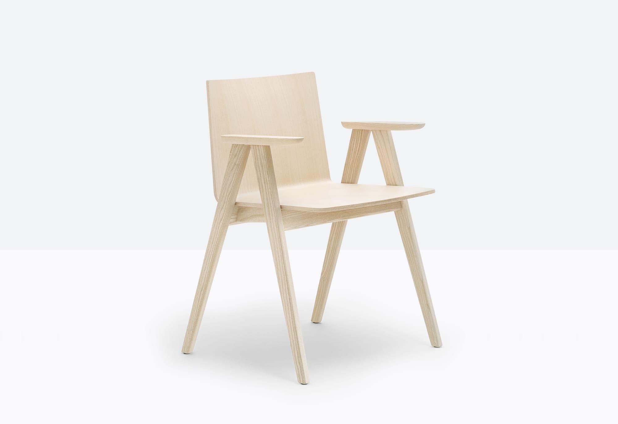 Pedrali Krzesło Osaka 2815 GC Szary