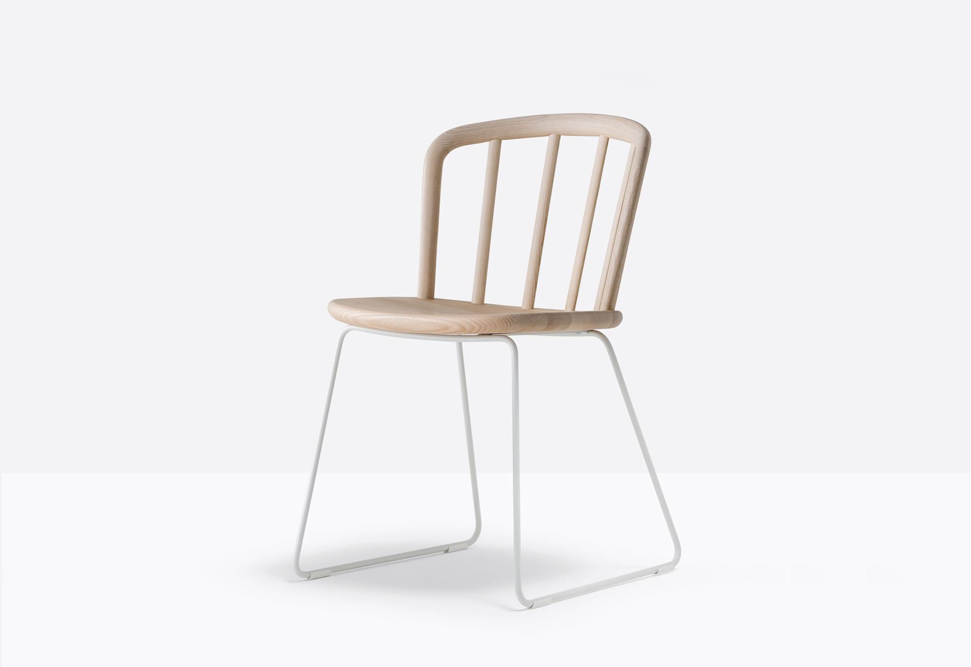 Pedrali Krzesło Nym 2850 GC Szary