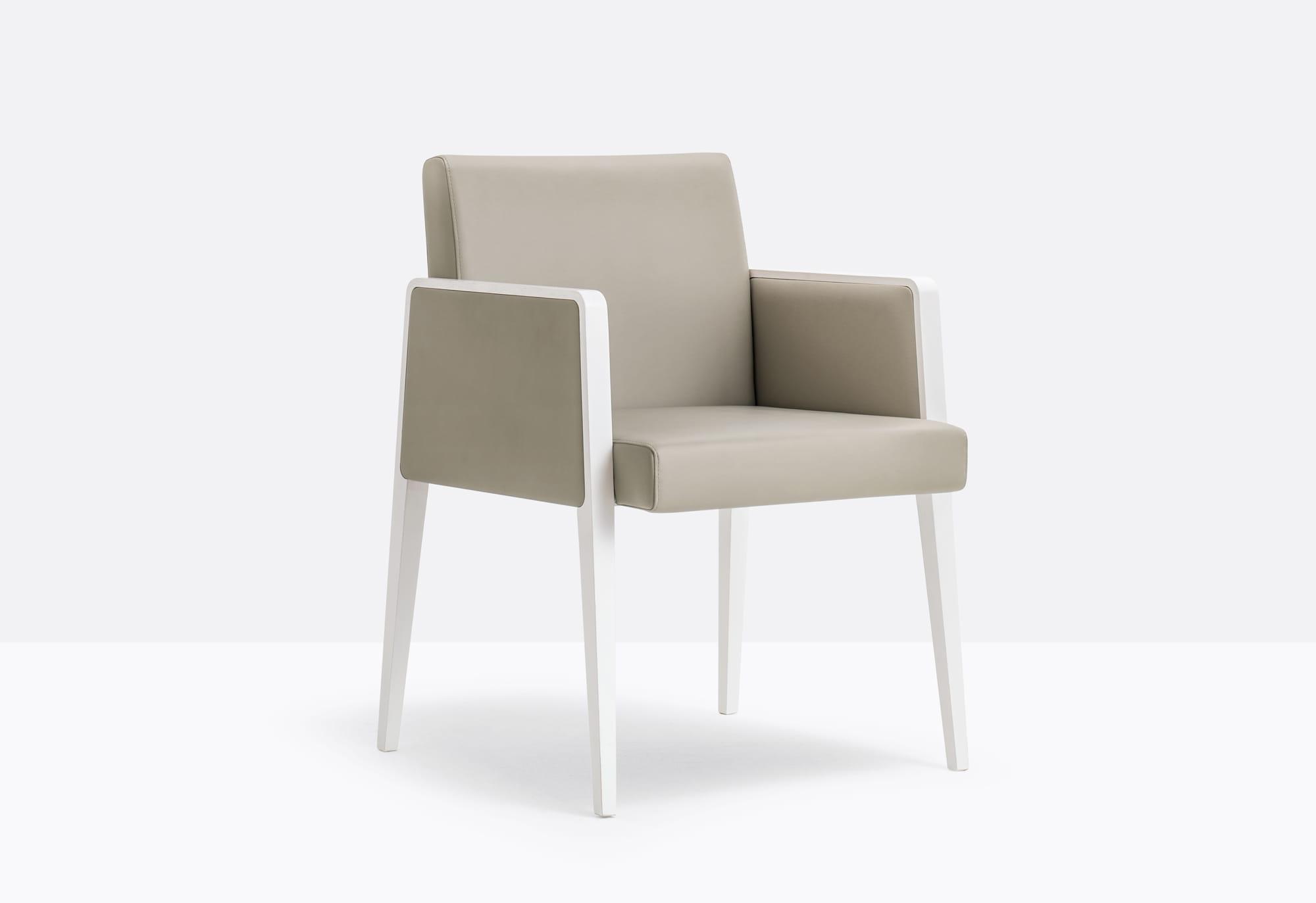 Pedrali Krzesło Jil 525 RS Naturalny jasny