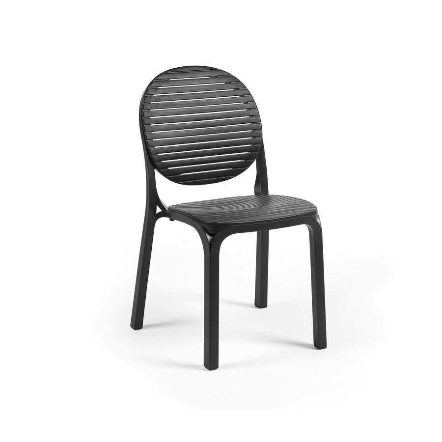 Nardi Krzesło Dalia antracyt