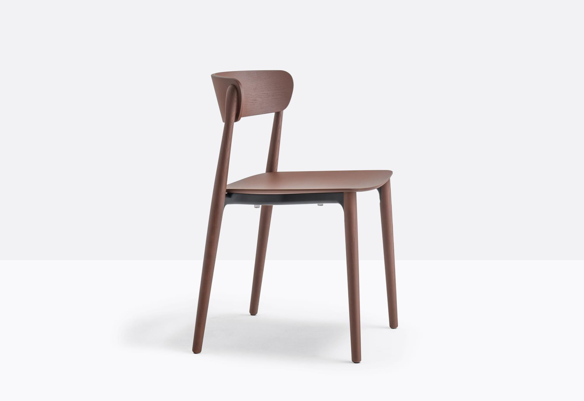 Pedrali Krzesło Nemea 2820 BL Niebieski