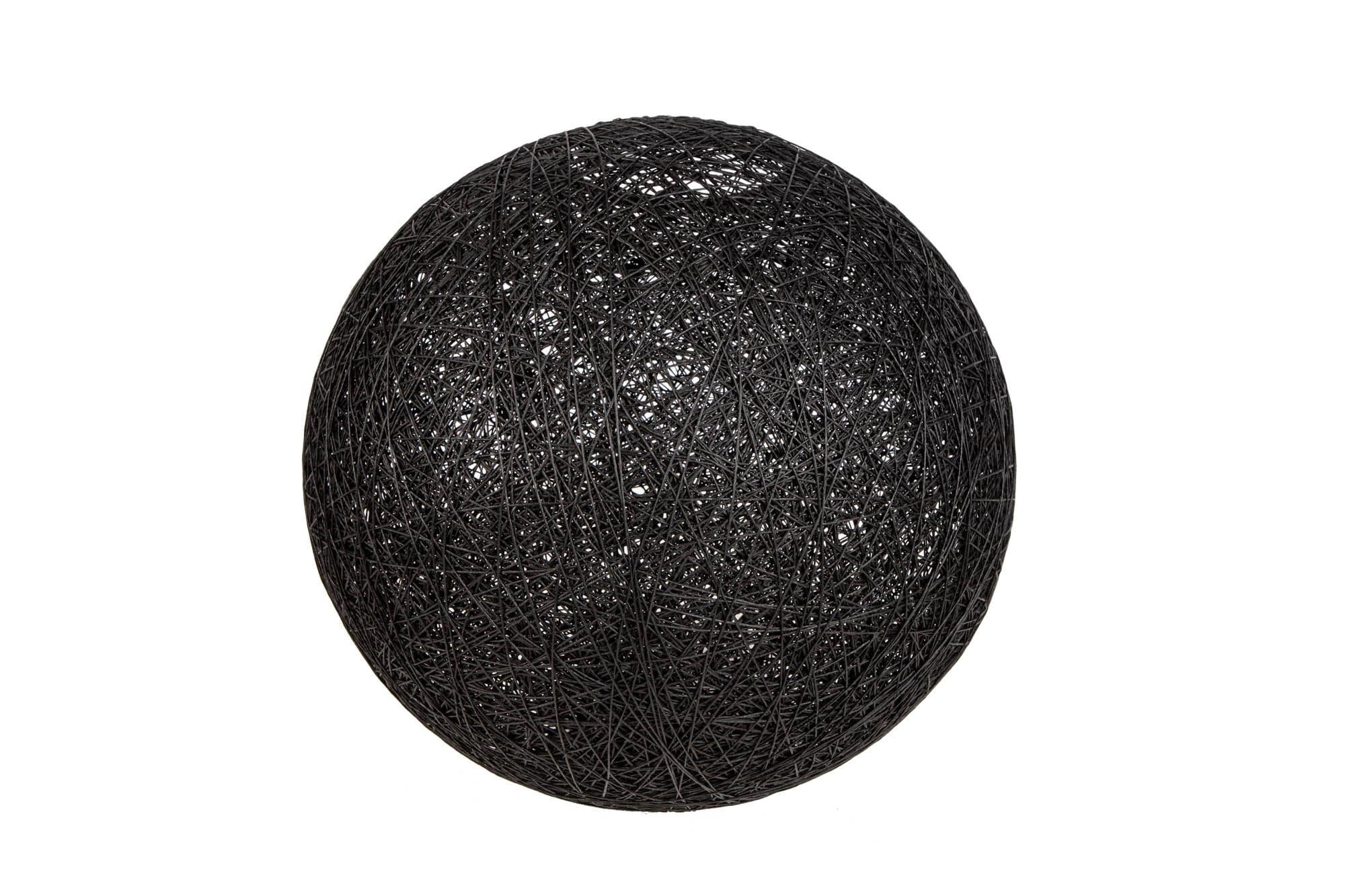 Lampa wiszÄ…ca Lono czarna 60 cm
