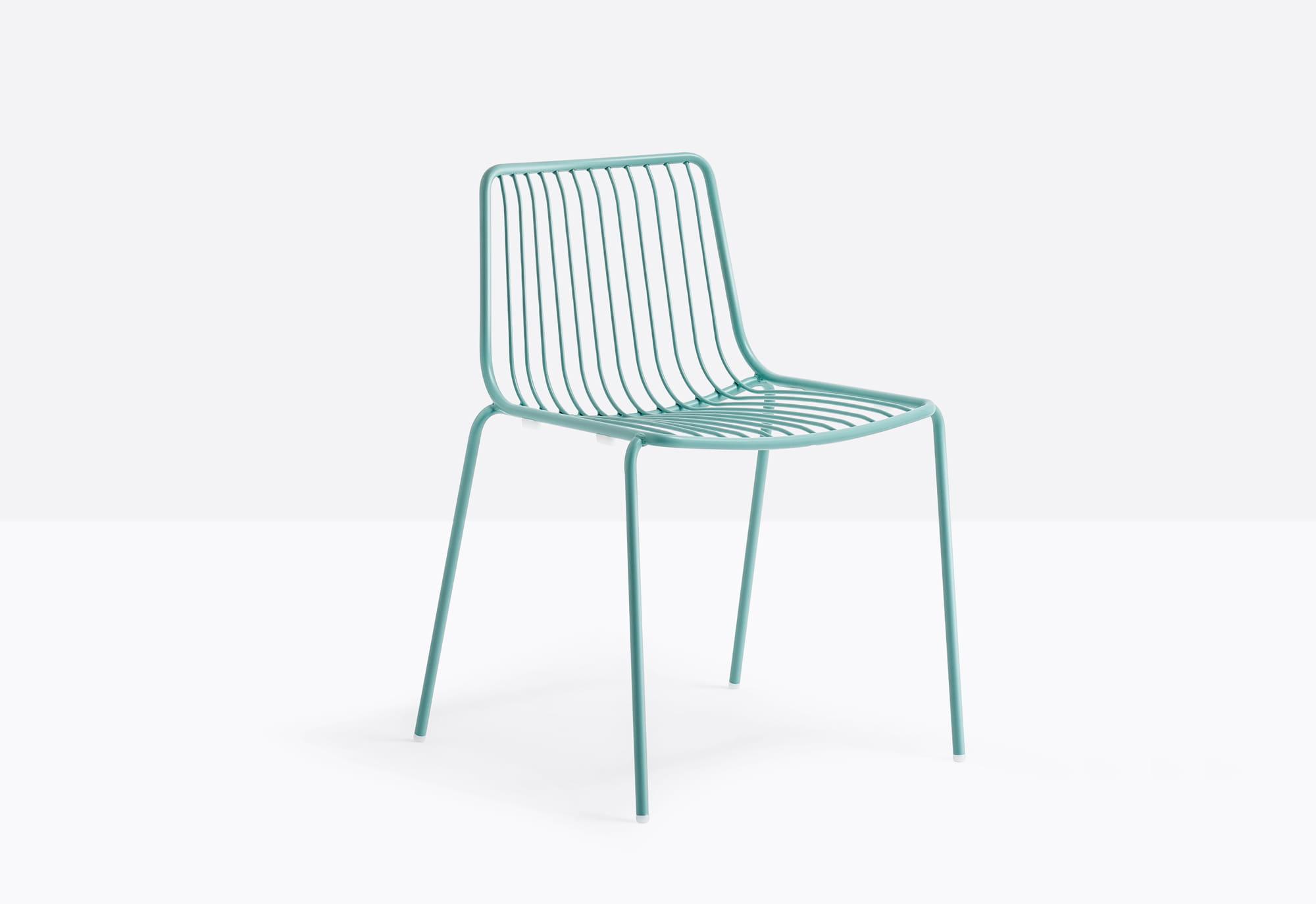 Pedrali Krzesło Nolita Zielony