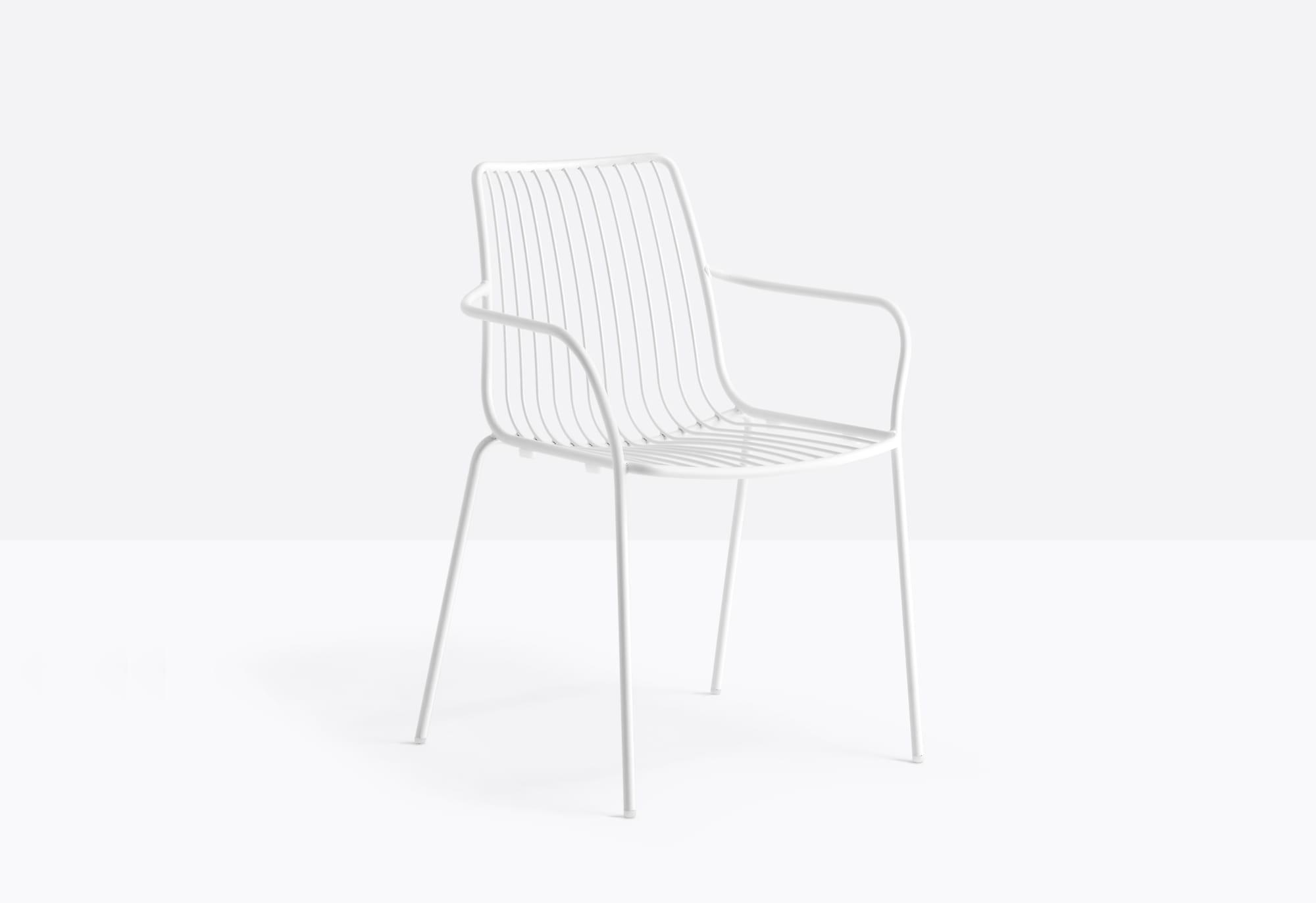 Pedrali Krzesło Nolita 3656 Szary