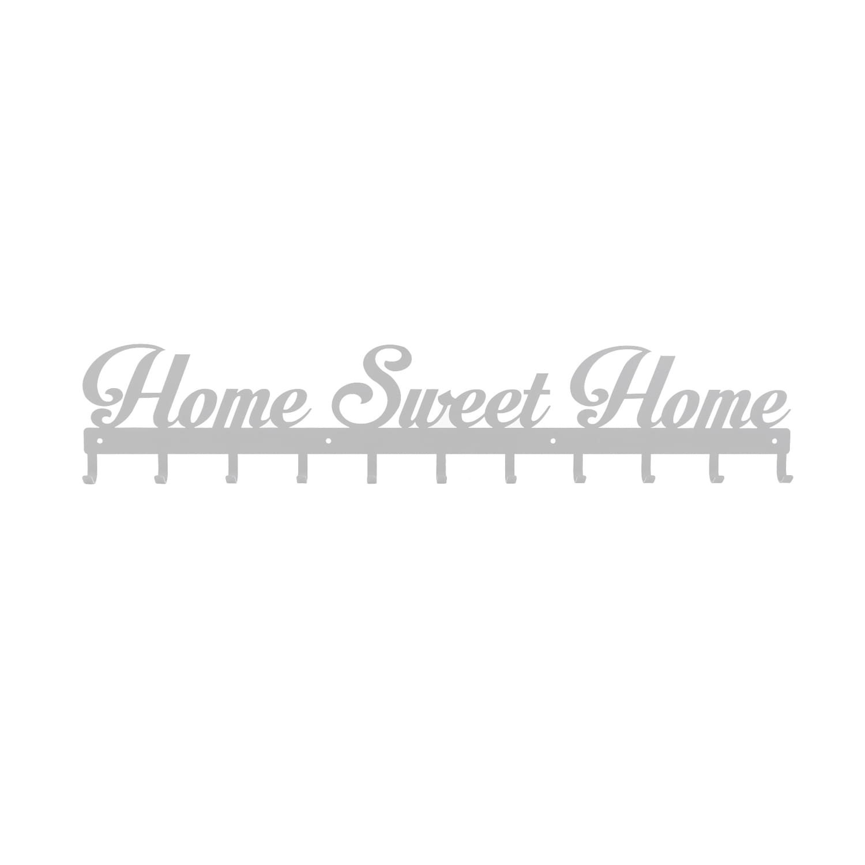 Wieszak Å›cienny Home Sweet Home 01 szary