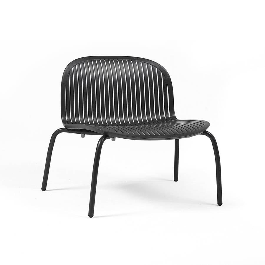 Nardi Krzesło Ninfea Relax antracyt