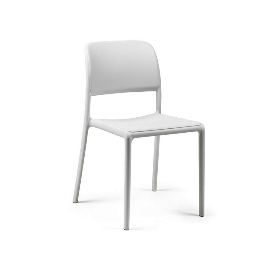 Krzesło Riva Bistrot Nardi białe