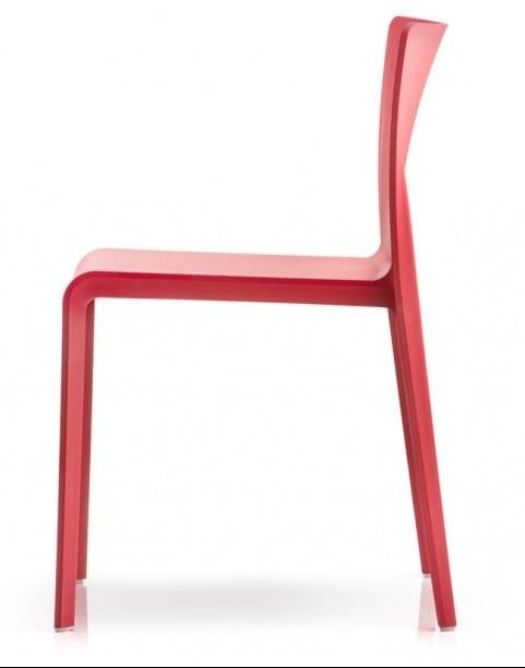 Pedrali Krzesło Volt 670 Pomarańczowy