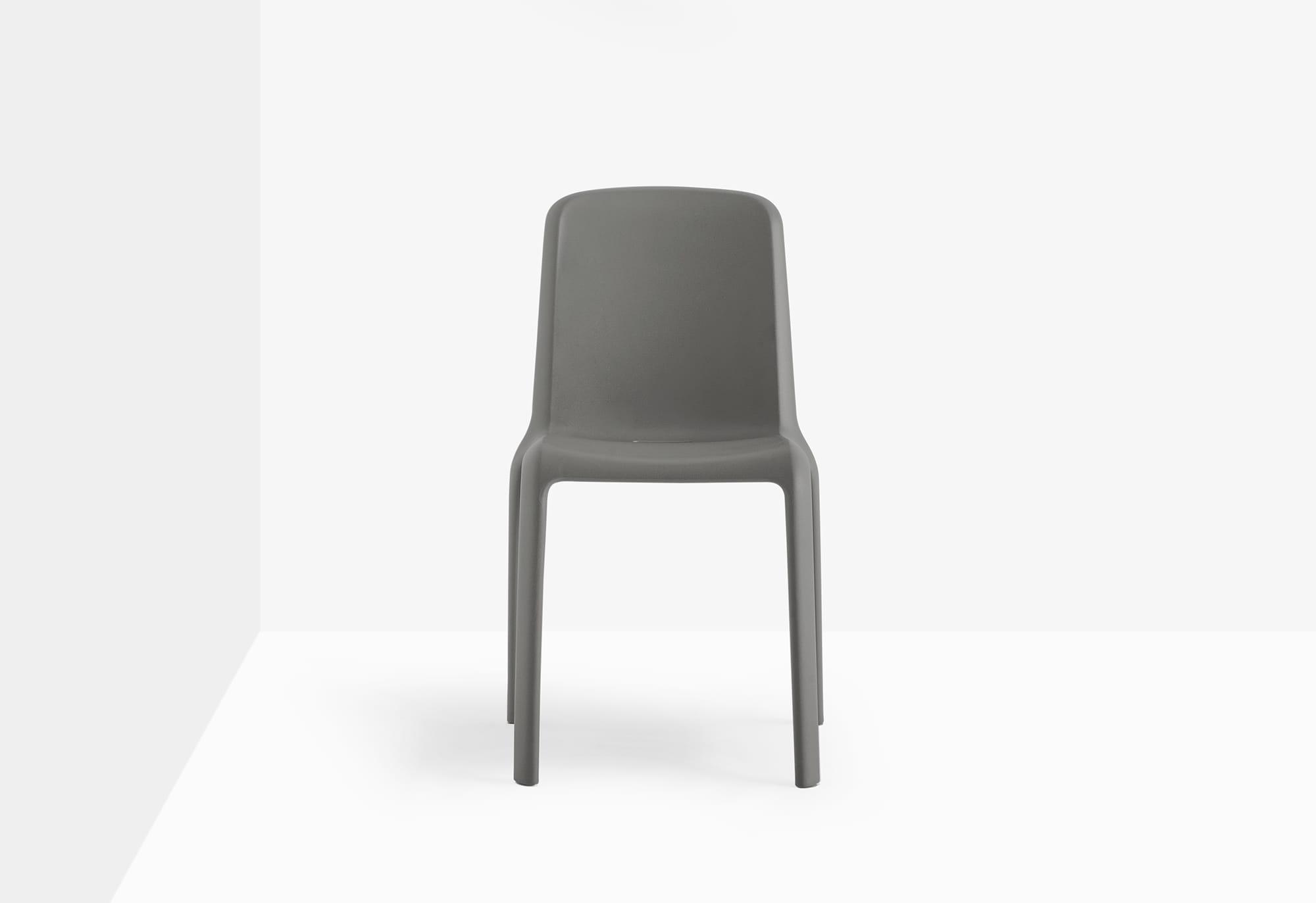 Pedrali Krzesło Snow 300 GR Ciemny Szary