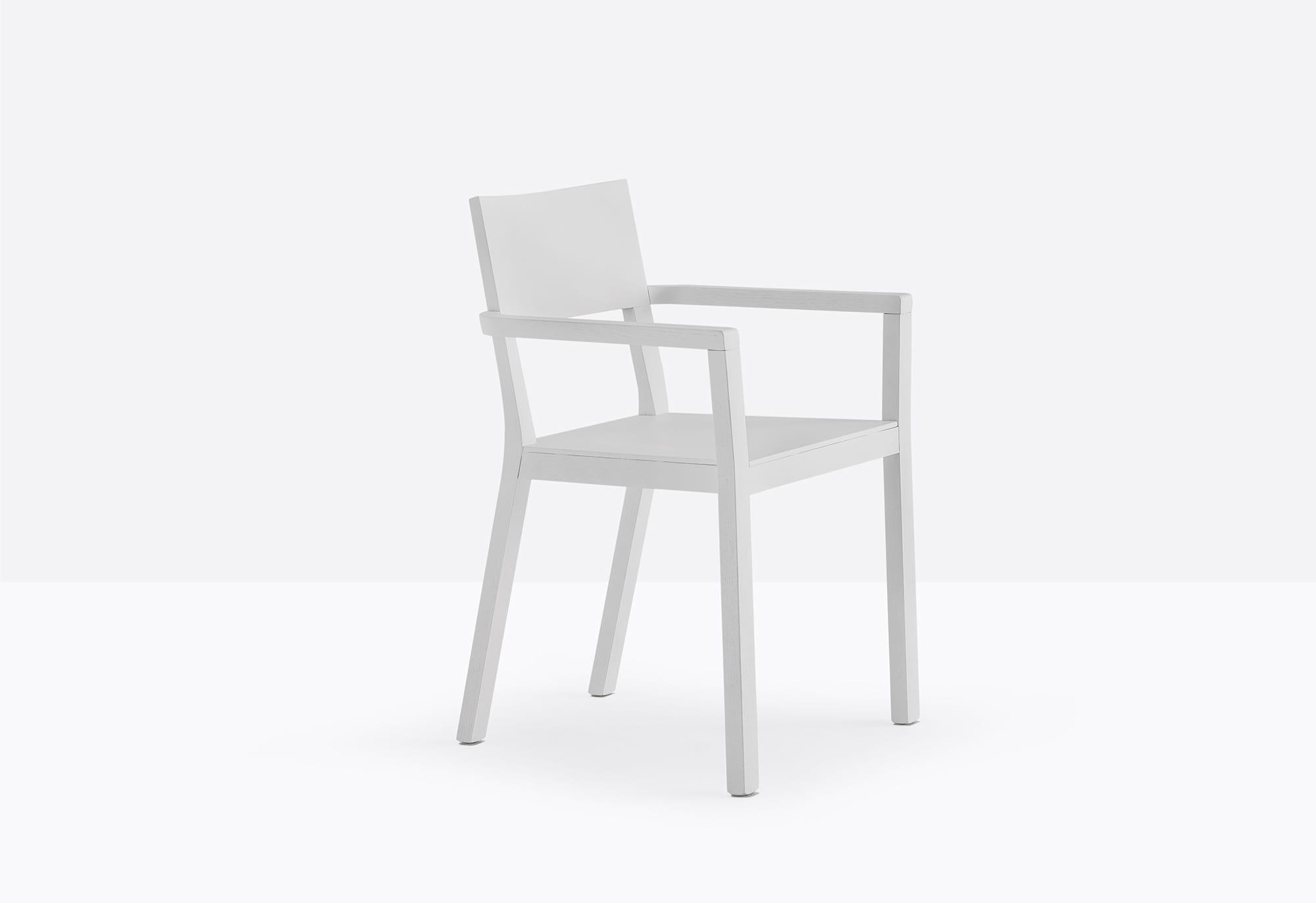 Pedrali Krzesło Feel 450/2 V101 Jasny szary