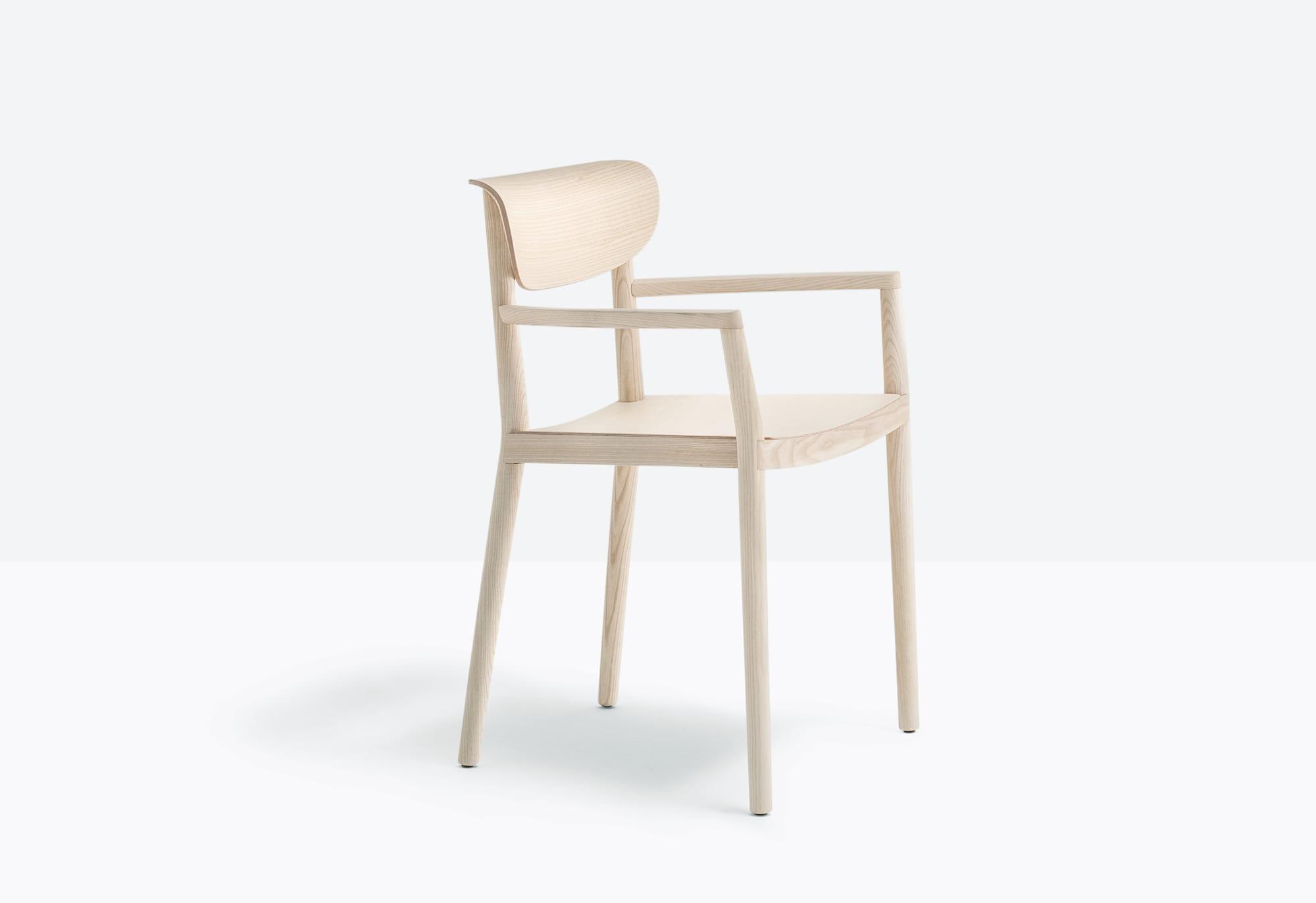Pedrali Krzesło Tivoli 2805 Biały
