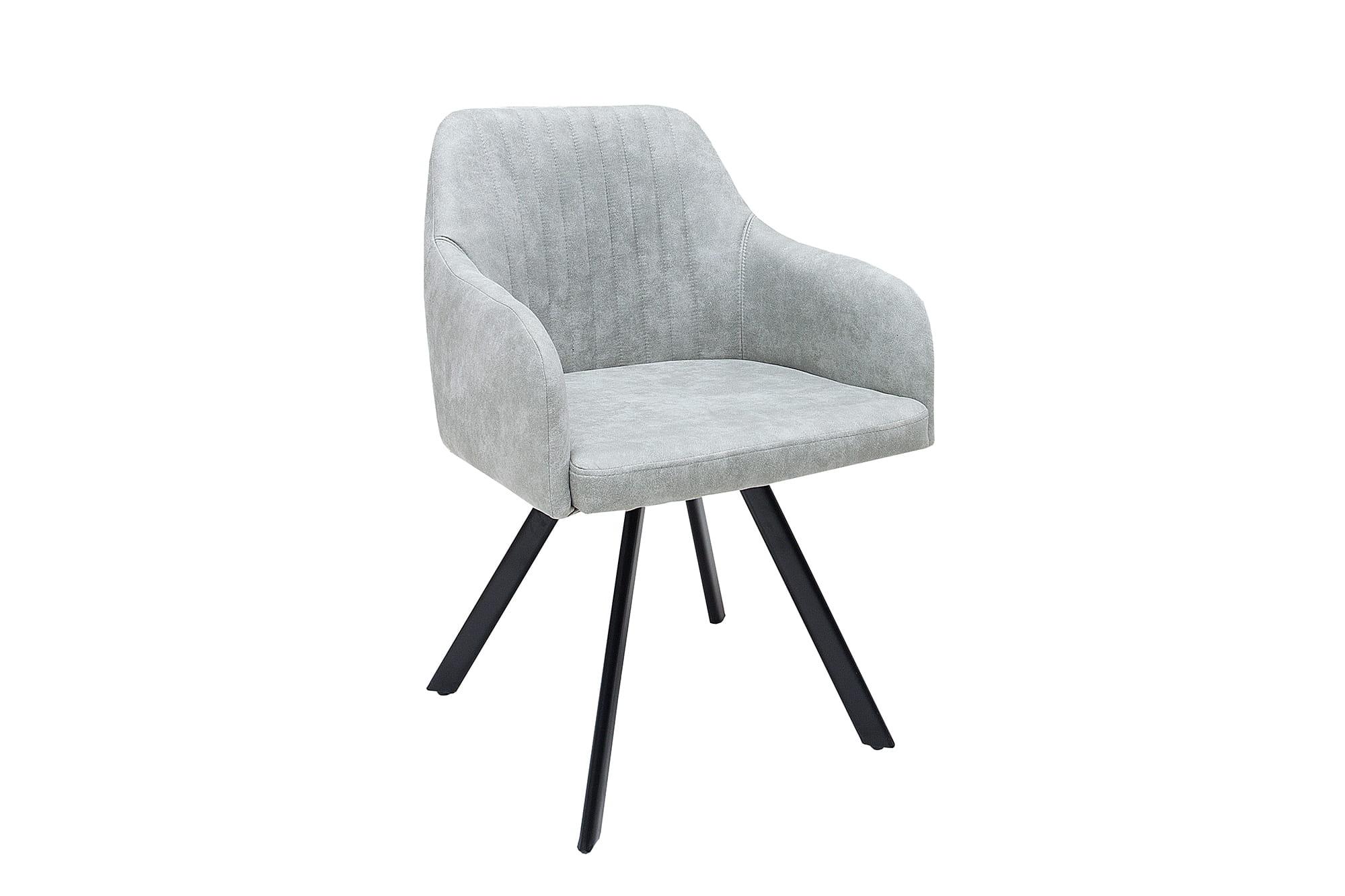 Krzesło Carlo kamienny szary