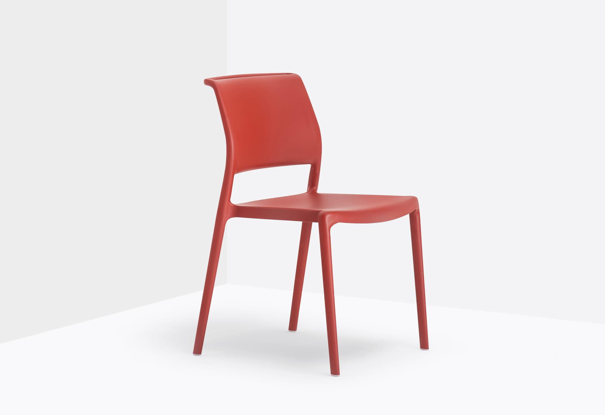 Pedrali Krzesło Ara 310 Czerwone