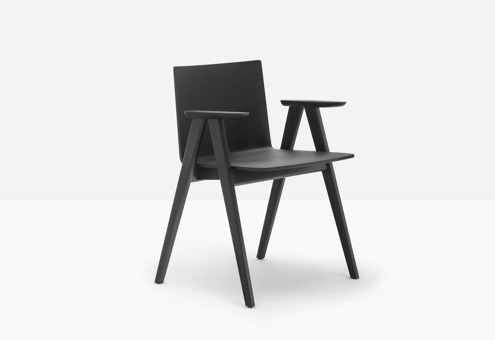 Pedrali Krzesło Osaka 2815 VE2 Szmaragdowy