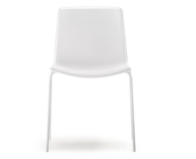 Pedrali Krzesło Tweet 890 Biały
