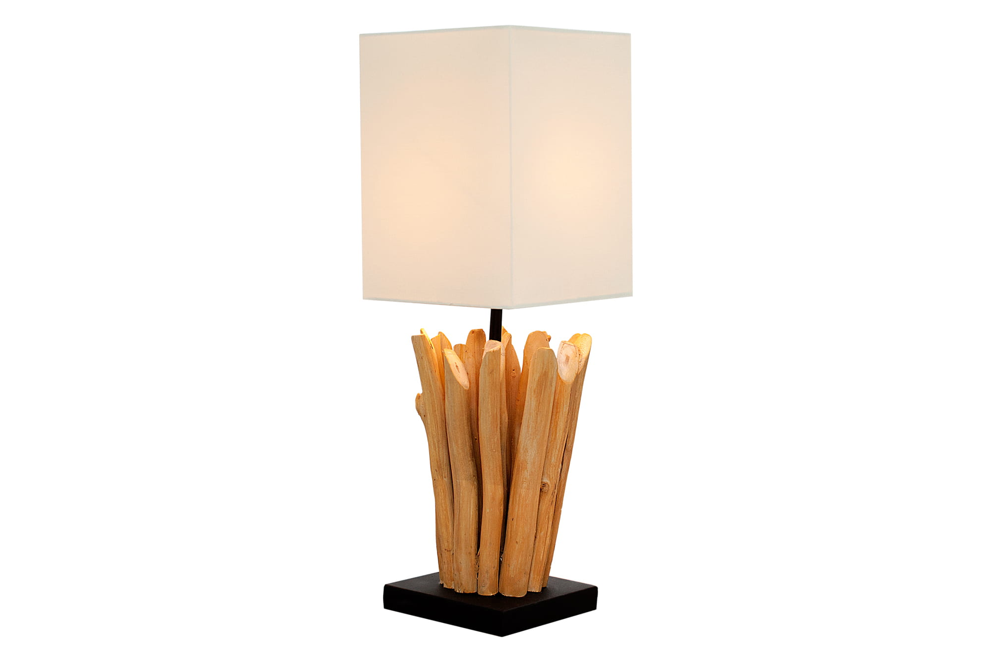 Lampa biurkowa Spanja biała