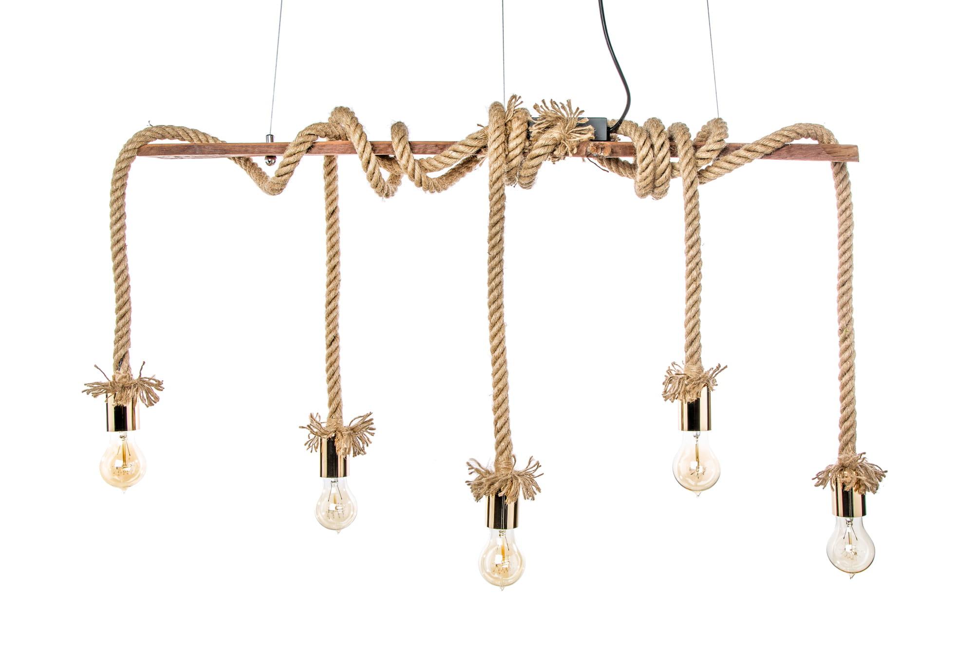 Lampa wiszÄ…ca Clifs II 110 cm
