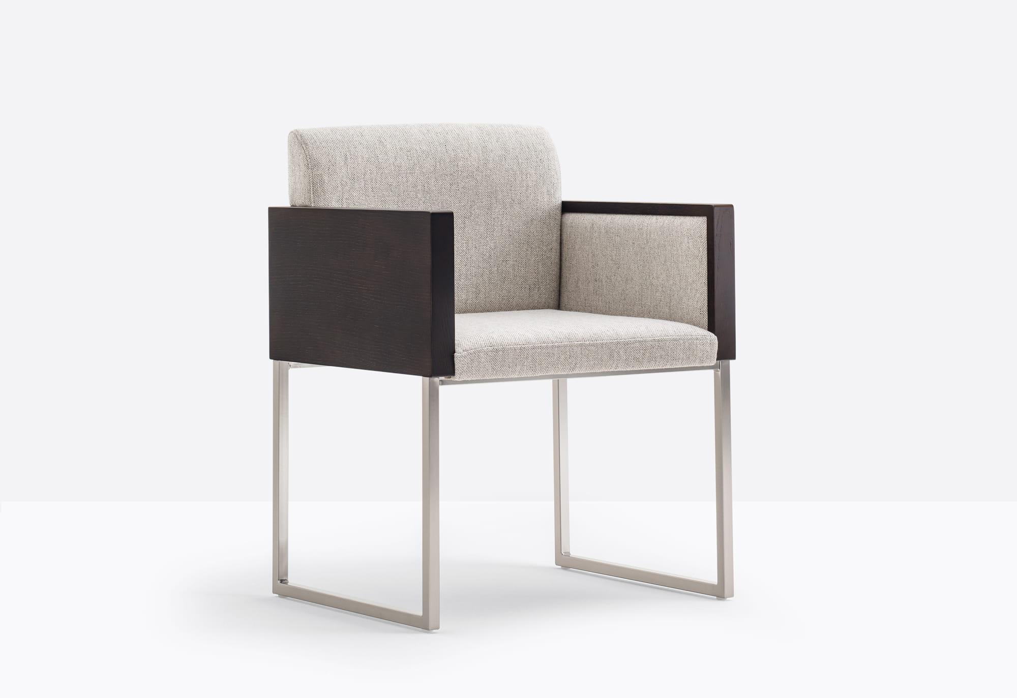 Pedrali Fotel Box 740 W BrÄ…zowy