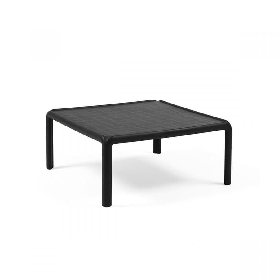 Nardi St贸艂 Komodo Tavolino antracyt