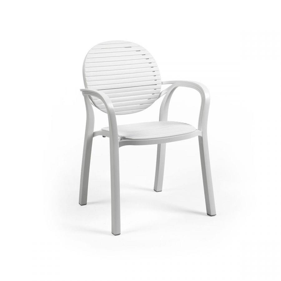 Nardi Krzesło Gardenia białe