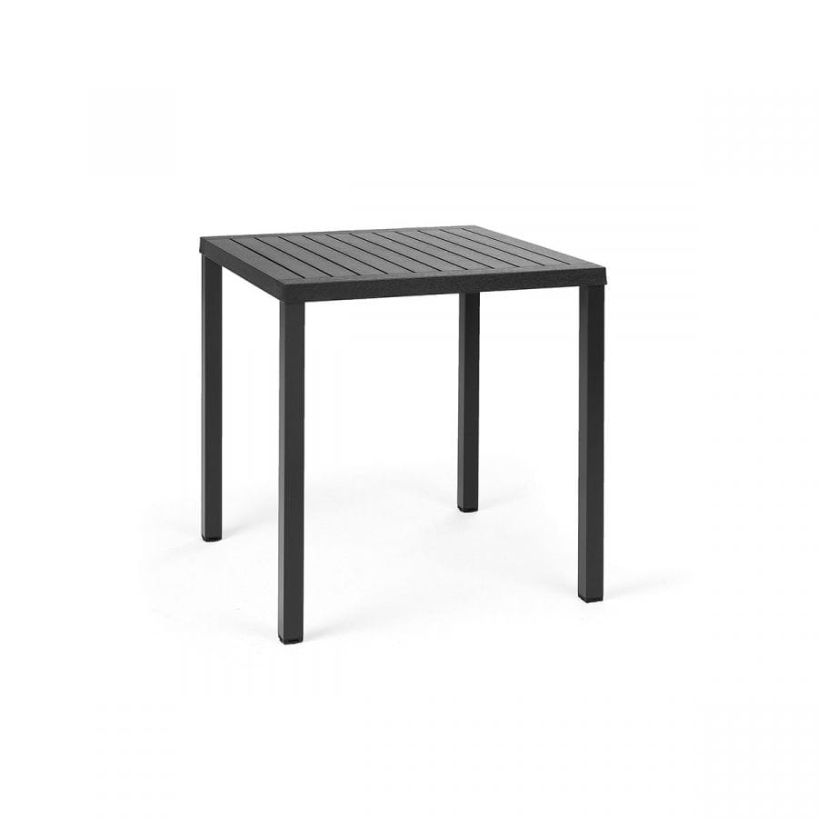 Nardi St贸艂 Cube 70 antracyt
