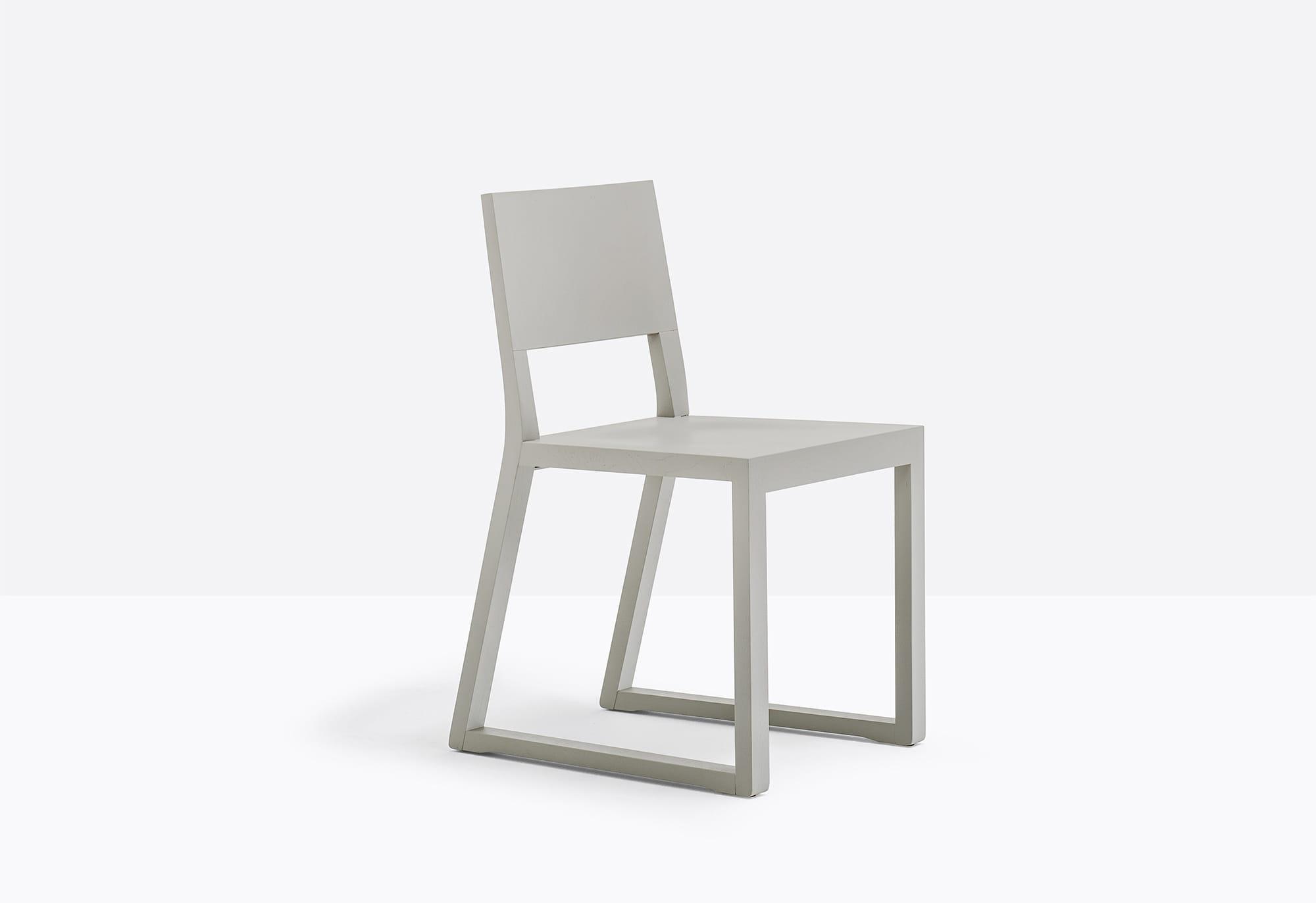 Pedrali Krzesło Feel 450 VE1 Jasny zielony