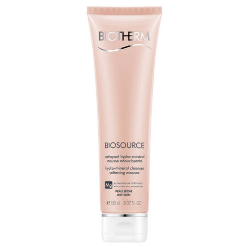 Biosource Foaming Cream - Dry Skin