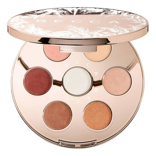 Eye Lights Palette Apres Ski Glow Collection - Paleta cieni do powiek