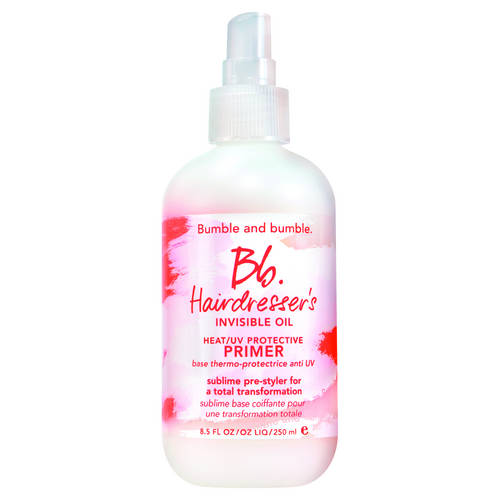 Hairdresser's Invisible Oil Heat/UV Protective Primer - Baza ochronna