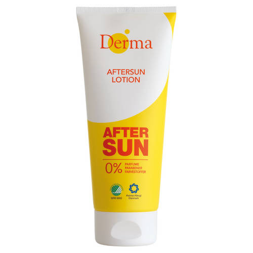 Derma After Sun Lotion - Balsam po opalaniu