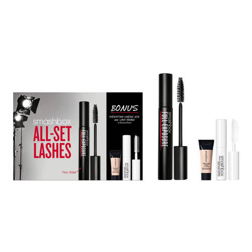 All Set Lashes - Zestaw