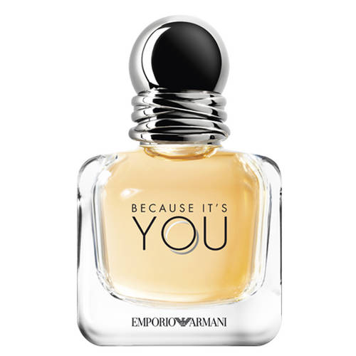 Emporio Armani BECAUSE IT'S YOU Dla niej - Woda perfumowana