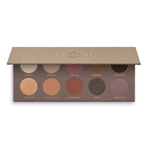Cocoa Blend Eyeshadow Palette - Paleta cieni do powiek