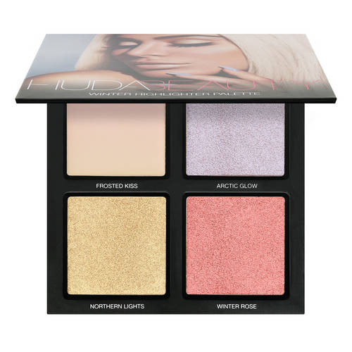 Highlighter Palette - Winter Solstice Paleta rozświetlaczy