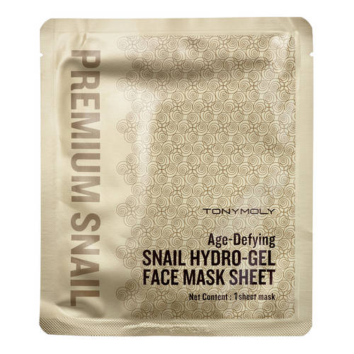 Intense Care Snail Gel Mask - Maseczka