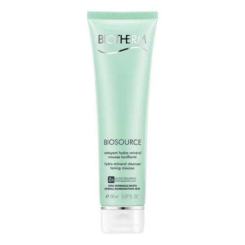 Biosource Foaming Cream - Normal Skin