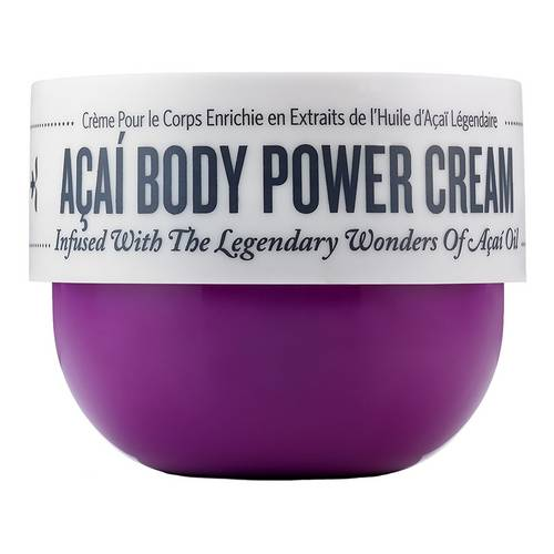 Acai Body Power Cream - Krem do ciała z acai