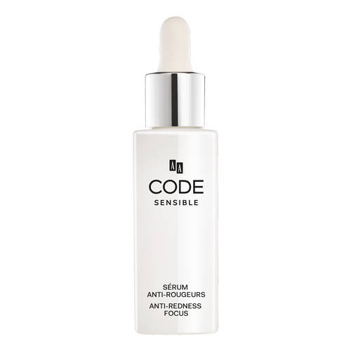 Serum anti-redness focus