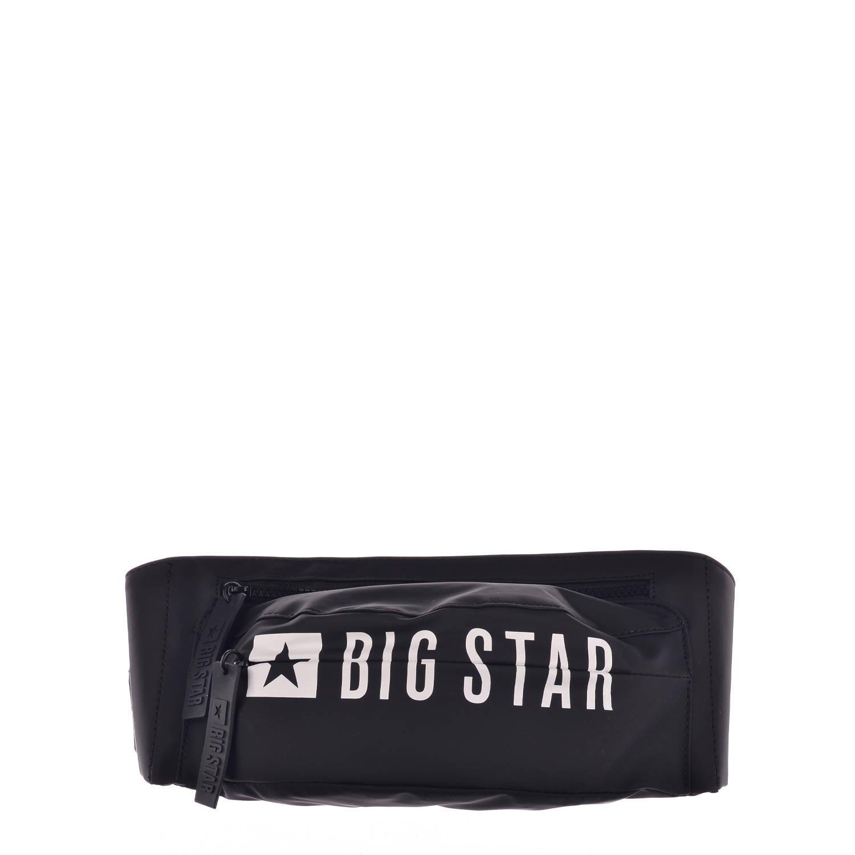 Saszetka Nerka BIG STAR HH574093 906 Czarny rozmiar uniwersalny