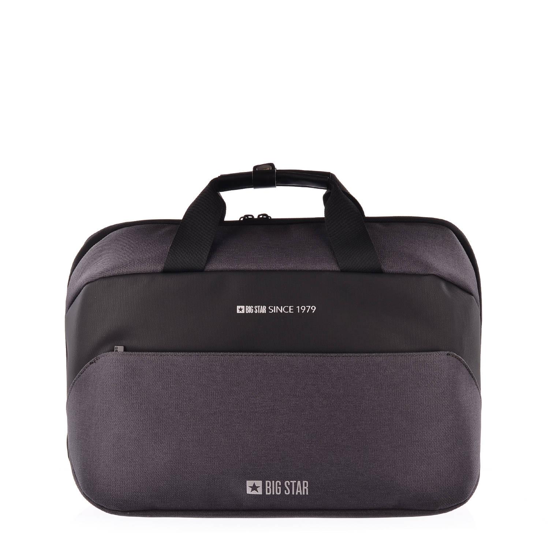 Torba na laptopa BIG STAR HH574048 Czarny rozmiar uniwersalny