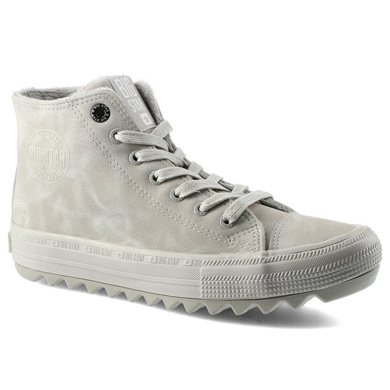 Sneakersy BIG STAR GG274070 Szary rozmiar 40