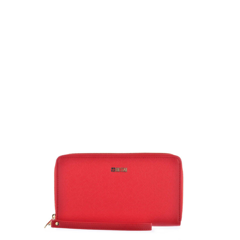 Portfel BIG STAR HH674003 Czerwony rozmiar uniwersalny