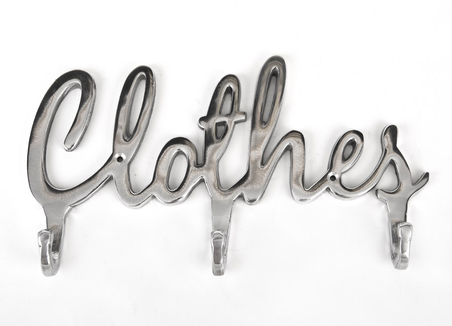 Wieszak Clothes z 3 hakami