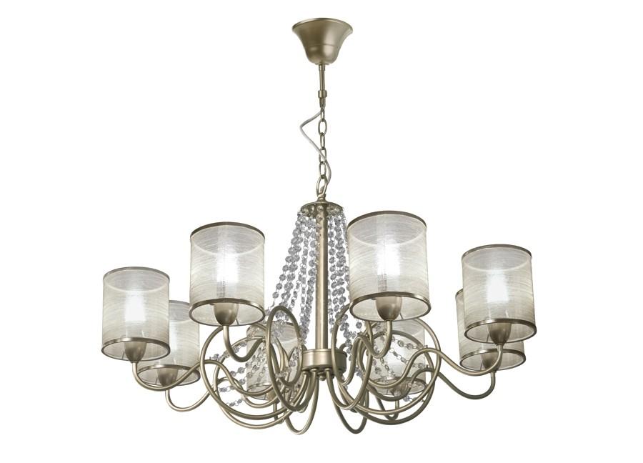 Lampa wisząca kryształowa Fado 4960/8 (276973)