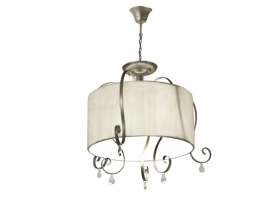 Lampa wisząca kryształowa Samba 4974/1P-3