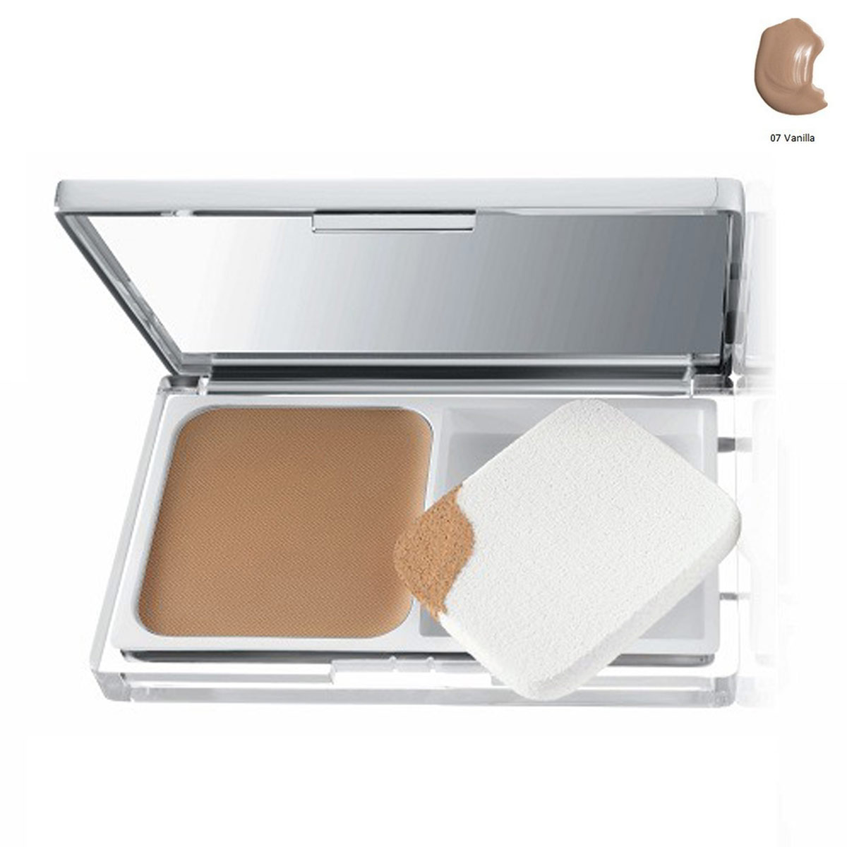 Puder Clinique Anti-Blemish Solutions Powder Makeup Puder matujący  10 g - 14 Vanilla